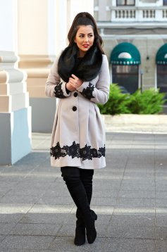 LaDonna Victorian Romance Grey Coat