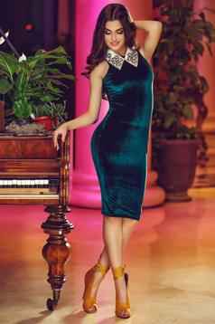 StarShinerS Magic Evening Green Dress