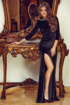 StarShinerS Theo Rose Magical Black Dress