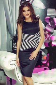 StarShinerS Theo Rose Elite Black Dress