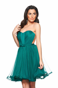 Ana Radu Perfect Style DarkGreen Dress