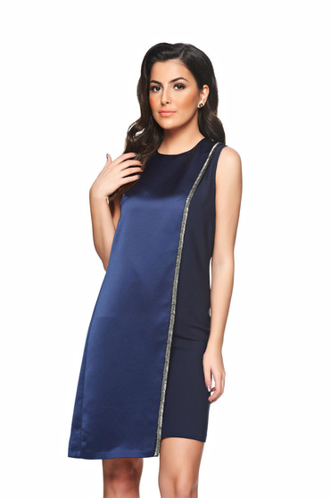 Temptation Eyes DarkBlue Dress