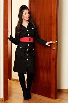 PrettyGirl Soldier Black Dress