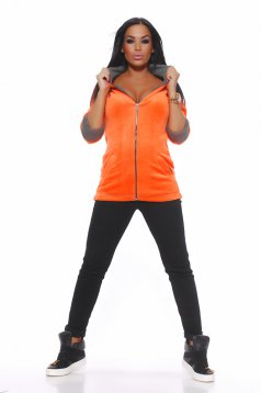 MissQ Perfect Feeling Orange Jacket