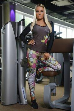 MissQ Sportish Girl Brown Set
