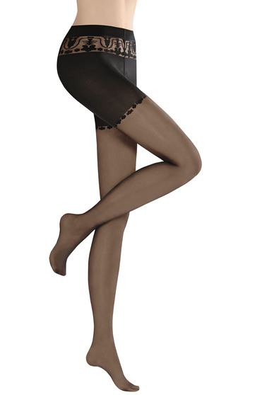 Kunert Exuberance Black Women`s Tights