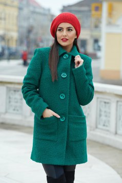 LaDonna Best Emotion Green Coat