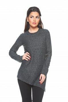 PrettyGirl Wonder Season DarkGrey Sweater