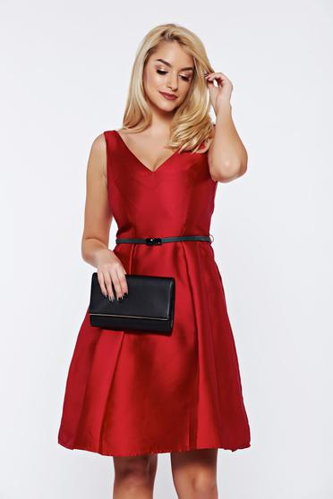 Top Secret S025746 Red Dress