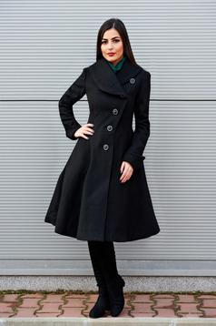 Artista Cold Season Black Coat