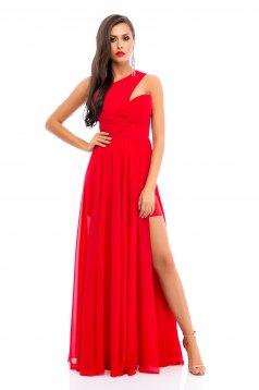 Ana Radu Gracious Spirit Red Dress