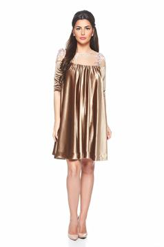 Artista High Noblesse Brown Dress