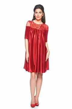 Artista High Noblesse Red Dress