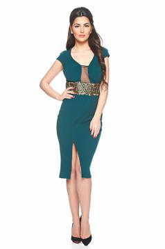 Artista Reverence Green Dress