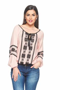 LaDonna Romantic Appearence Rosa Blouse