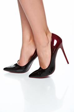Diva Enchantment Burgundy Shoes