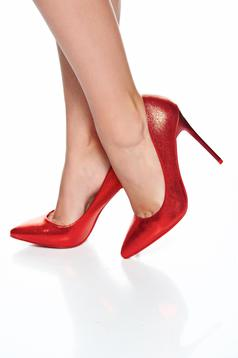 Divine Dream Red Shoes