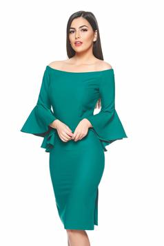 PrettyGirl Virtuous Green Dress