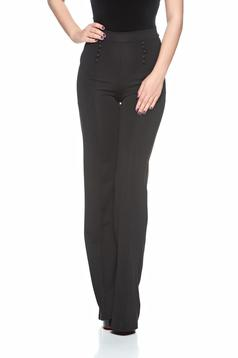Fofy Modern Design Black Trousers