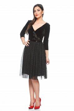 LaDonna Gorgeous Ocassion Black Dress