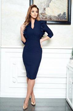 Daniella Cristea Gospel DarkBlue Dress