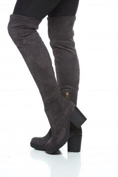 Exclusive Class DarkGrey Boots