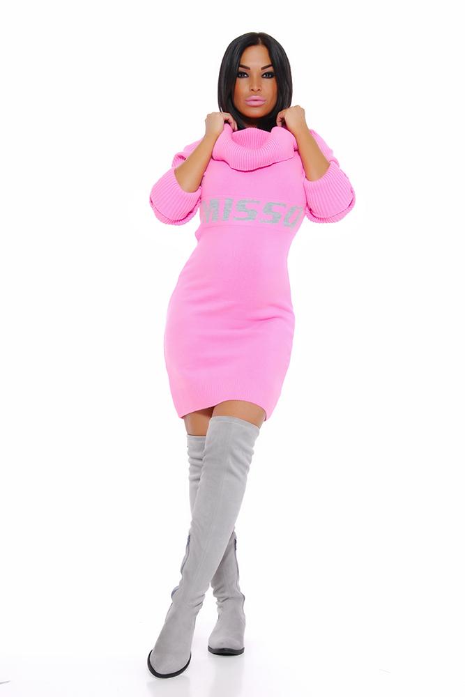 53d26bddc8 Pink MissQ Famous Lady Ruha
