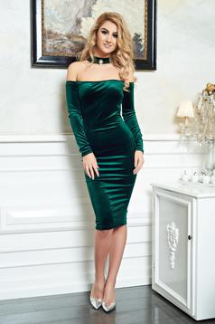 Artista Magnific Glow Green Dress