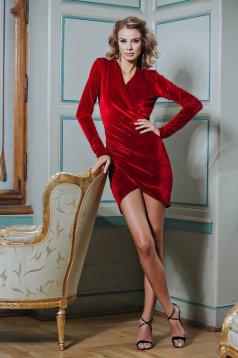 PrettyGirl Sensual Design Red Dress