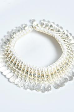 StarShinerS Glorified White Necklace
