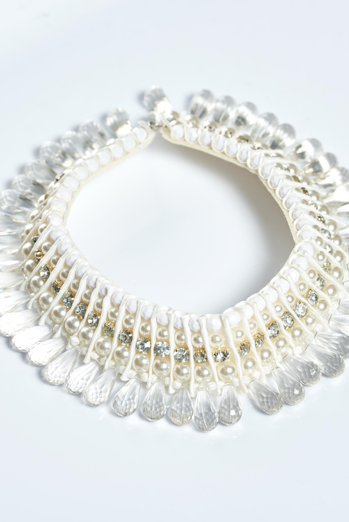 StarShinerS Glorified White Necklace