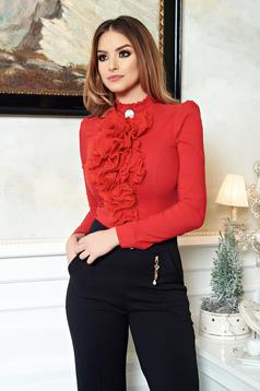 Fofy Office Frills Red Body