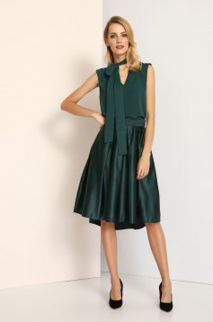 Top Secret S026173 DarkGreen Skirt