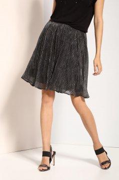 Top Secret S026182 Silver Skirt