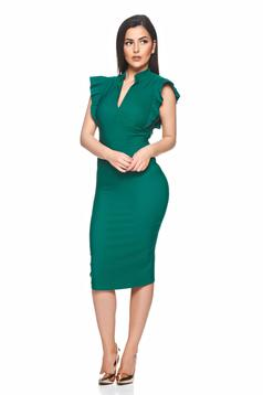 Fofy Gallant Choice Green Dress