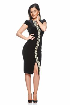 Fofy Perfect Simphony Black Dress