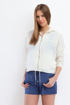 Top Secret S026307 Cream Jacket