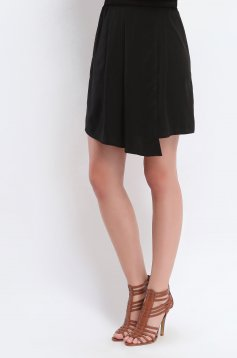 Top Secret S026394 Black Skirt