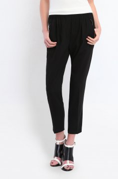 Top Secret S026412 Black Trousers