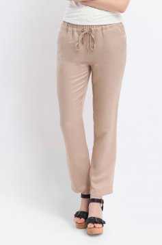Top Secret S026420 Peach Trousers