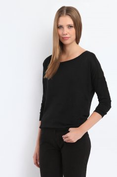 Top Secret S026512 Black Sweater