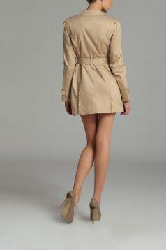 Top Secret S026544 Peach Coat