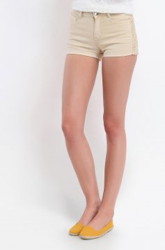 Top Secret S026568 White Short