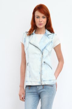 Top Secret S026661 LightBlue Gilet