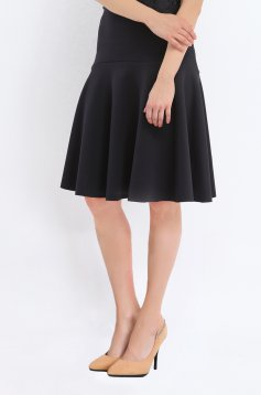 Top Secret S026685 Black Skirt