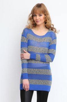 Top Secret S026812 Blue Sweater
