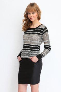 Top Secret S026813 Grey Sweater