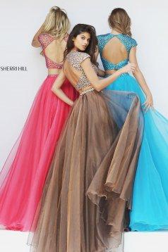 Sherri Hill 50561 Black Dress