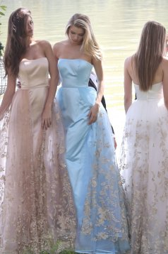 Sherri Hill 51244 White Dress