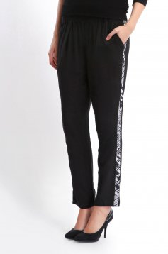 Pantaloni Top Secret S027434 Nero